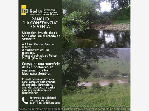 Rancho En Venta San Rafael