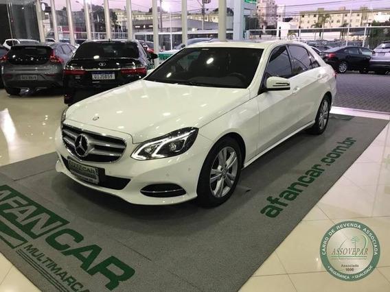 Mercedes Benz E250 Avantgarde 2.0 16v Aut./2014