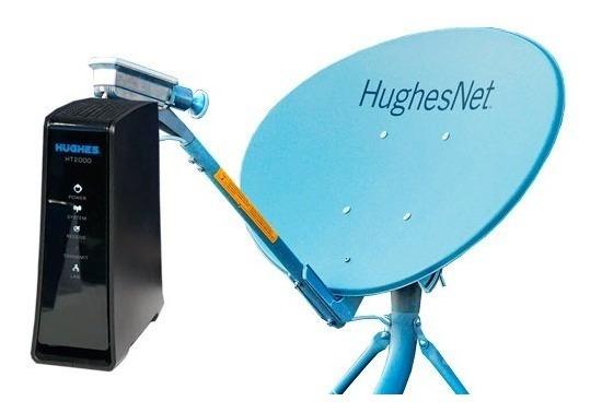 Internet Satelital Instalacion Y Servicio Garantizado