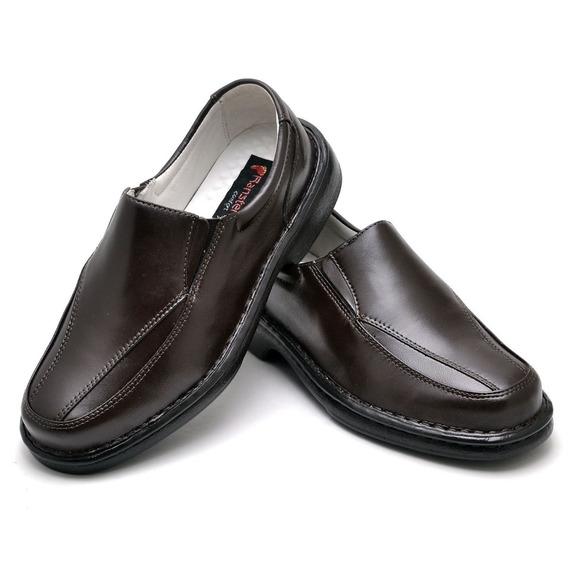 Sapato Anti Stress Semi Ortopédico Indicado P Diabéticos2001