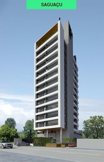 Apartamento - Saguacu - Ref: 291 - V-291
