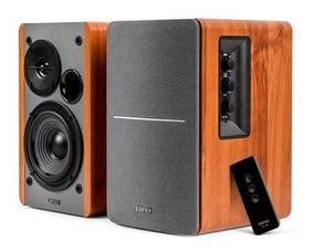 Monitor De Áudio R1280t Edifier 42w Rms - Bivolt