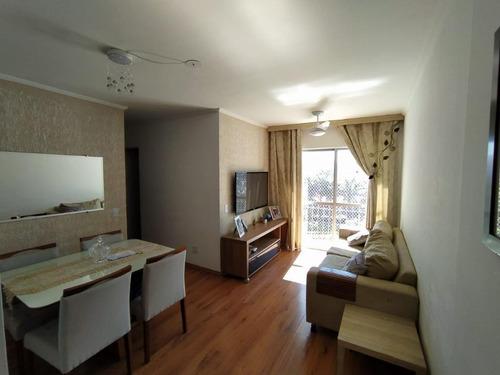 Apartamento Com 2 Dormitórios À Venda, 60 M² Por R$ 330.000,00 - Imirim - São Paulo/sp - Ap9677