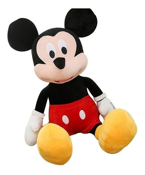 Pelúcia Mickey Minnie Urso Personagem Disney