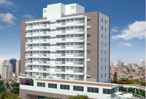 Imagem 1 de 14 de Apartamento Residencial Para Venda, Vila Anglo Brasileira, São Paulo - Ap4476. - Ap4476-inc