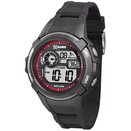 Relógio X-games Digital Unissex Sport Xmppd303 Bxpx