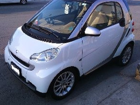 Smart Fortwo Coupe Passion Aa Piel Mt