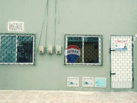 Kitnet Com 1 Dormitório Para Alugar, 25 M² Por R$ 500/mês - Cidade 2000 - Fortaleza/ce - Kn0037
