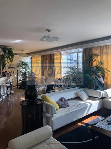 Lindo Apartamento Para Venda No Paraíso - 21197-j - 34470031