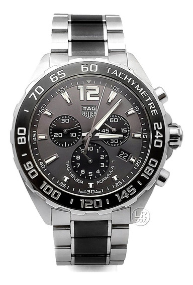 Tag Heuer Formula 1 Ceramic Chronograph 43mm 2016 Completo