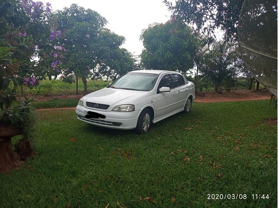 Chevrolet Astra Sedan 1.8 Sedan 4p 2002