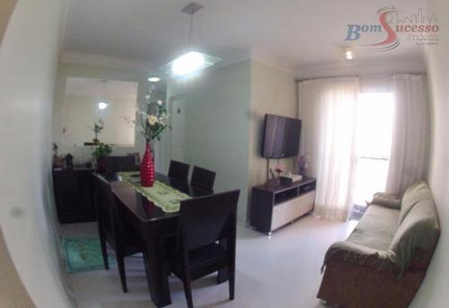 Imagem 1 de 30 de Apartamento Com 3 Dormitórios À Venda, 66 M² Por R$ 510.000,00 - Belém - São Paulo/sp - Ap1073