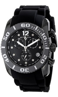 Reloj Suizo Swiss Legend 1012701sa Commander Diamonds Analog