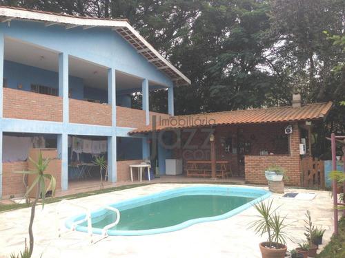 Chácara Com 3 Dormitórios À Venda, 1030 M² Por R$ 680.000 - Vale Verde - Valinhos/sp - Ch0086