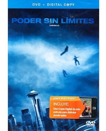 Poder Sin Limites Chronicle Dane Dehaan Pelicula Dvd