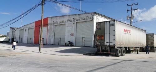 Bodega En Renta Zona Industrial Sm 97 240m2