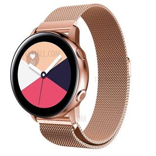 Pulseira Milanese P/ Galaxy Watch Active - Top Promoção