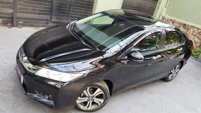 Honda City Exl 1.5 Cvt Flex Automático 2015