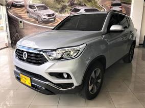 Ssangyong Rexton G4 Turbo Gasolina 4x4