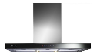 Campana Electrolux 90cm Ancho Inox Touch 3 Velocidades