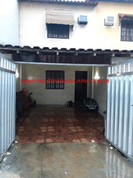 Andrade Araujo/belford Roxo, Casa Indep. 2 Quartos,sala, Cozinha, 2 Banheiros E Garagem. - Ca00614 - 34086764
