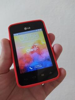 Smartphone Lg L30 Sporty D125f Dual Chip Leia O Anúncio