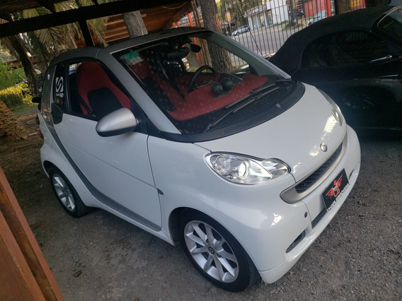 Auto Smart Fortwo Cabrio Passion 1.0t At 2011 Charliebrokers