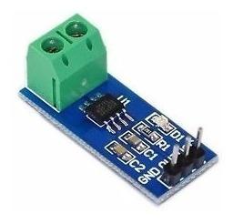 Módulo Sensor De Corrente Acs712 30a - Arduino