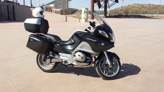 Motocicleta Bmw R1200rt 2011 Mexicana Unico Dueño Poco Km