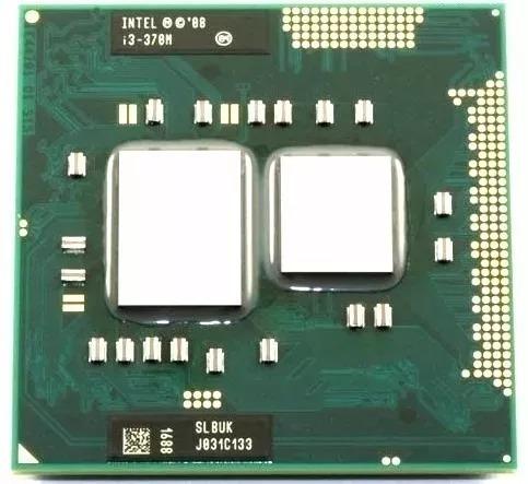 Precessador Intel I3-378m Para Notebook