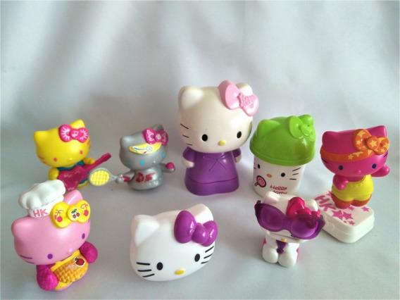 Kit Bonecas 8 Hello Kitty Mc Donalds Usadas Ler Anúncio 1 $