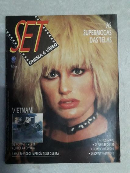 Revista Set - Número 2 - Editora Azul