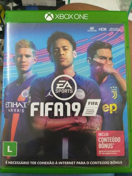 Jogo Para Xbox One Fifa19