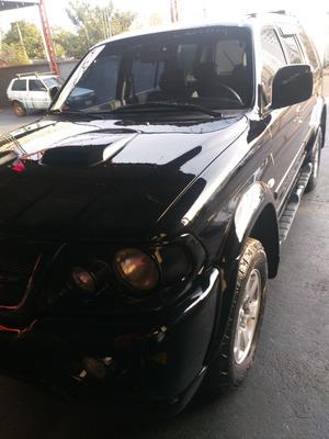 Pajeiro Preta Sport 2.8 4x4 Diesel Completa Promoção
