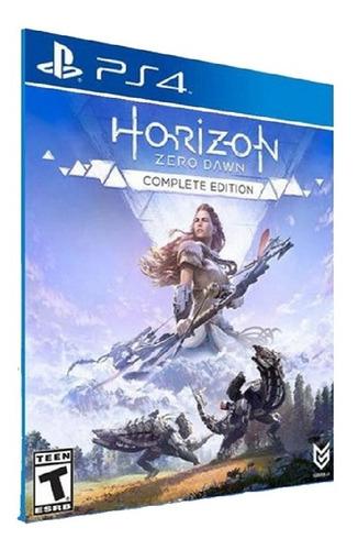 Imagen 1 de 7 de Juego Horizon Zero Dawn Complete Ps4 Edition Fisico Sellado