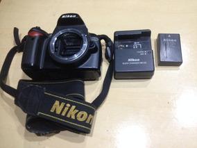 Câmera Fotografica Nikon D40x ( Só O Corpo)