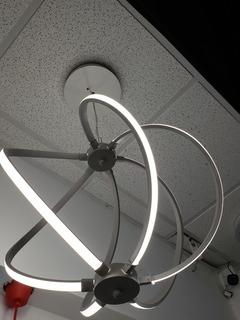 Lámpara Colgante Moderna Minimalista Decorativa