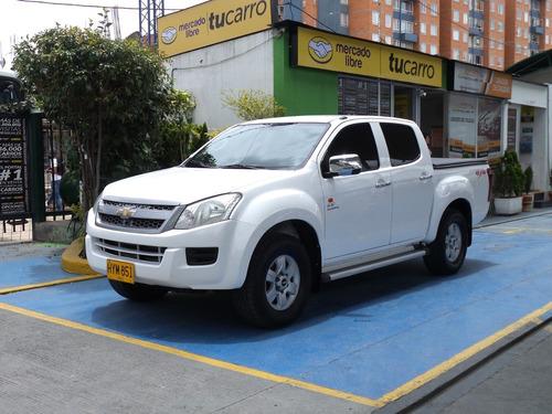 Chevrolet Luv D-max Ls 4x4 2500 Cc Tdi Mt Aa Ab Abs Dh Fe