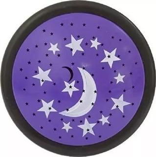Lampara Nocturna Infantil Efecto Luces Velador Proyector Lg