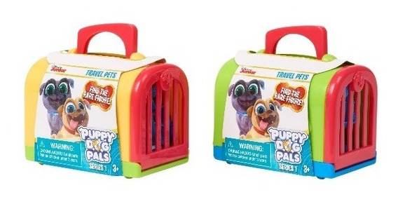 4 Unidades Travel Pets Puppy Dog Pals De Beysal