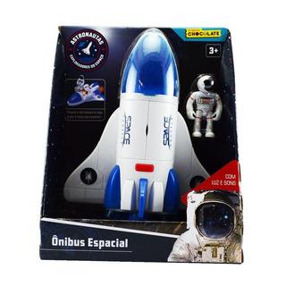 Ônibus Espacial Astronautas Brinquedos Fun