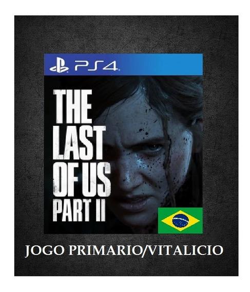 The Last Of Us Part 2 Ps4 Game Psn Português Envio 20 Minuto