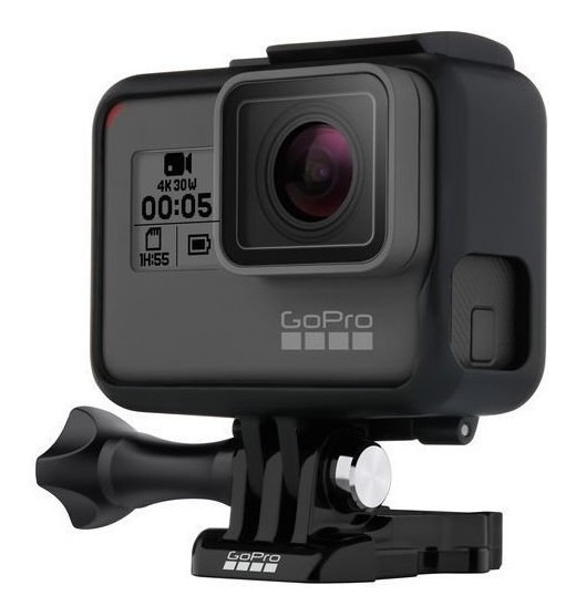 Câmera Gopro Hero 5 Black, 12mp, 4k (vitrine)