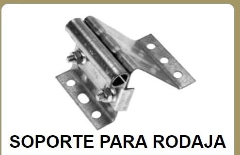 2 Soporte Superior Portallanta Portón Eléc Refaccion Clopay