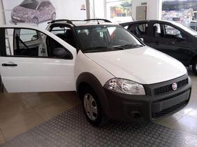 Fiat Strada 0km Working Cabina Doble Nueva 2018 Autos 0km