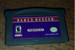 Namco Museum Gba Original