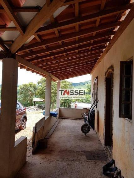 Chácara Com 1 Dormitório À Venda, 2000 M² Por R$ 245.000,00 - Barão De Ibitinga - Socorro/sp - Ch0003