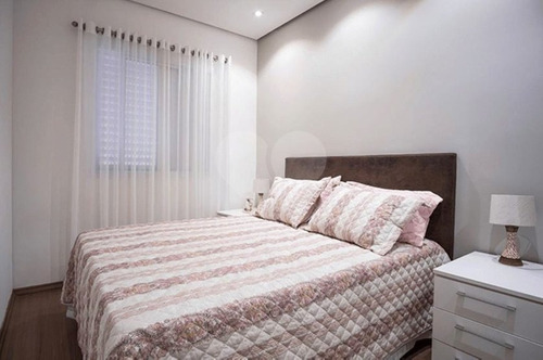 Excelente Apartamento Novo 2 Dormitprios, Pque Central-v.assunção-santo André - 373-im471390