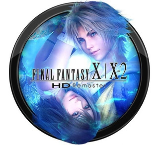 Final Fantasy X/x-2 Hd Remaster Juego Digital Ps3 Original