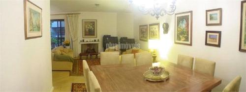 Imagem 1 de 15 de Excelente Apartamento Em Moema - Pj54159